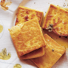 Fried Chickpea Polenta (Panelle)