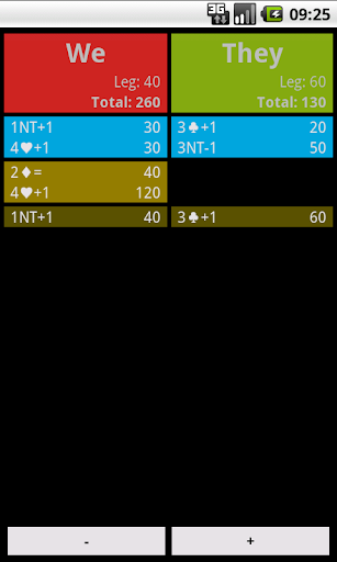 Bridge Calculator Pro - screenshot