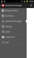 Screenshot of Fastest Video Downloader