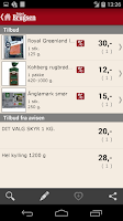Screenshot of SuperBrugsen
