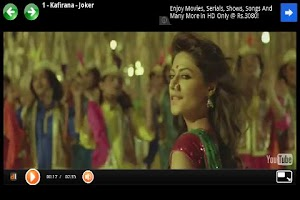 Screenshot of Bollywood Top 10