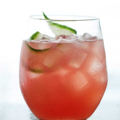 Watermelon-cucumber Refresher Recept | Yummly