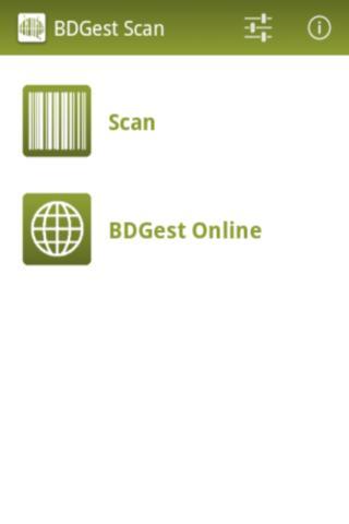 BDGest Scan