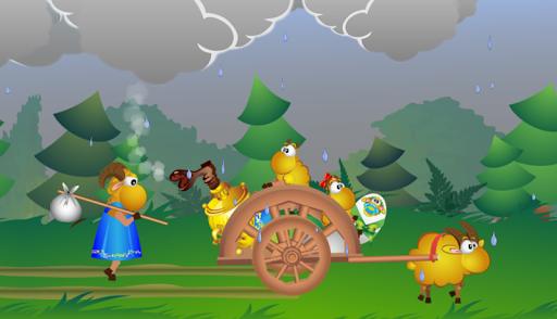 Running sheep - runner - screenshot