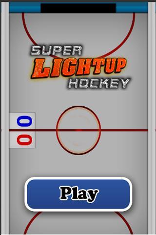 Super LightUp Hockey