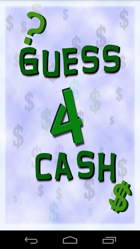 guess-4-cash for android screenshot
