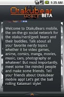Screenshot of OtakuBears