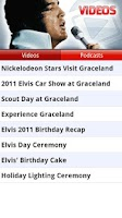 Screenshot of Official ELVIS Mobile 2.0