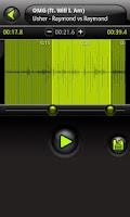 Screenshot of My Ringtone Maker