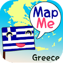 MapMe Greece icon