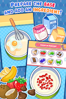 Screenshot of My Ice Cream Maker - Food Game