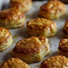 French Onion Soup Puffs