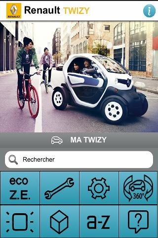 Twizy Quick Guide