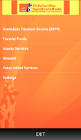 Screenshot of Syndicate Bank - SyndMobile
