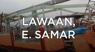 Lawaan, Eastern Samar