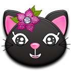 THEME - Cute Kitty Cats icon