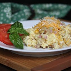Scrambled Potatoes