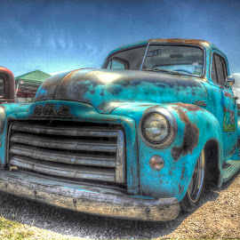 GMC by Steve Corley - Transportation Automobiles
