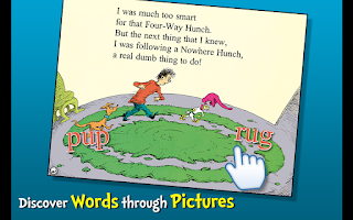 Screenshot of Hunches in Bunches - Dr. Seuss