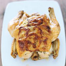 Lemon-and-Herb-Roasted Chicken