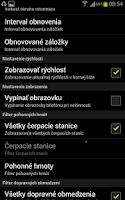 Screenshot of Natankuj.sk