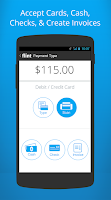 Screenshot of Flint - Accept Credit Cards