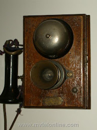 Wood Wall Phones - Schmidt & Bruckner 1