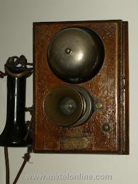 Wood Wall Phones - Schmidt & Bruckner 1