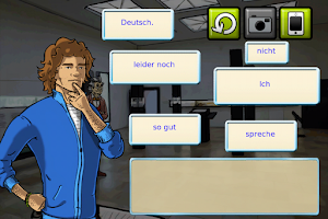 Screenshot of La aventura de aprender alemán