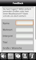 Screenshot of BMRadio.de
