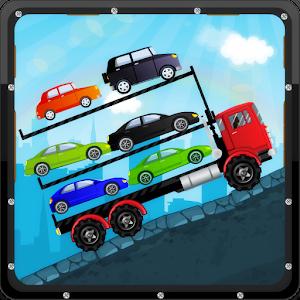 Cover art Car Transporter
