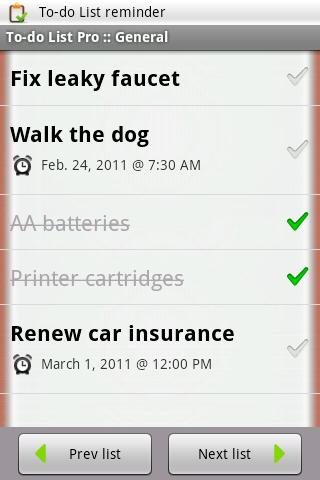 To-do List Pro