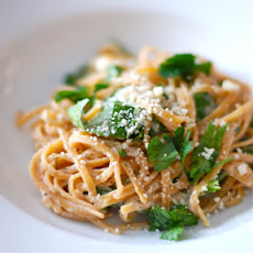 Sun Dried Tomato Dill Linguine