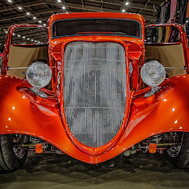 Ford Sedan by Ron Meyers - Transportation Automobiles