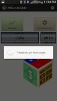 Screenshot of MiSueldo Chile