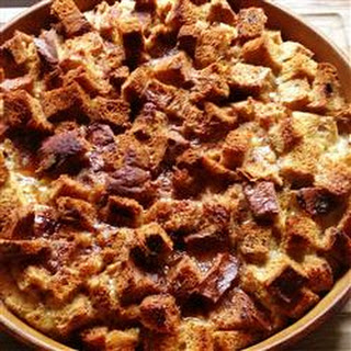 Raisin Bread French Toast Casserole