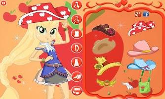 Screenshot of True Applejack