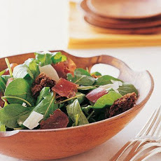 Arugula and Bresaola Salad