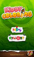 Screenshot of Coloring Kids