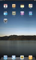 Screenshot of Fake iPad 2