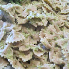 Pasta With Tasty Broccoli Sauce
