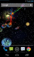 Screenshot of Pixel Fleet