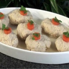 Homemade Authentic Gefilte Fish