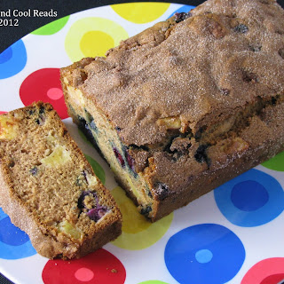 Apple Blueberry Quick Bread