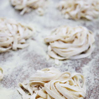 Fresh Pasta Dough With Chickpea Flour