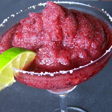 Black Raspberry Margarita