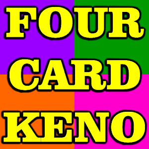 Four Card Keno For PC