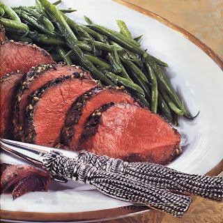 Herb Crusted Beef Loin Roast Recipes