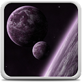 Space Live Wallpaper APK for Bluestacks