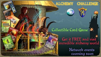 Screenshot of Alchemy Challenge